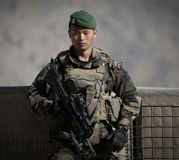 Légion étrangère - Rgrips.com