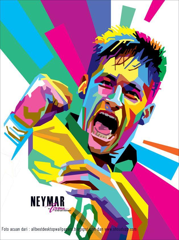 Wpap Neymar Web By Wedhahai Deviantart Com On Deviantart