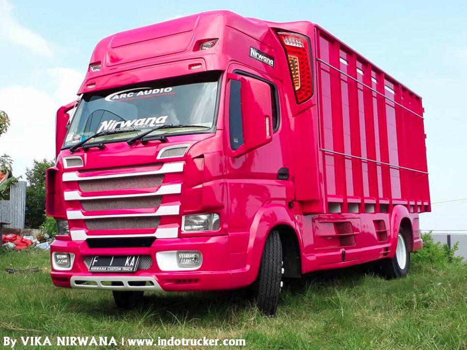 Gambar Modifikasi Truk Volvo Truk Modif Canter Ala Scania Next Generation By Nirwana Custom