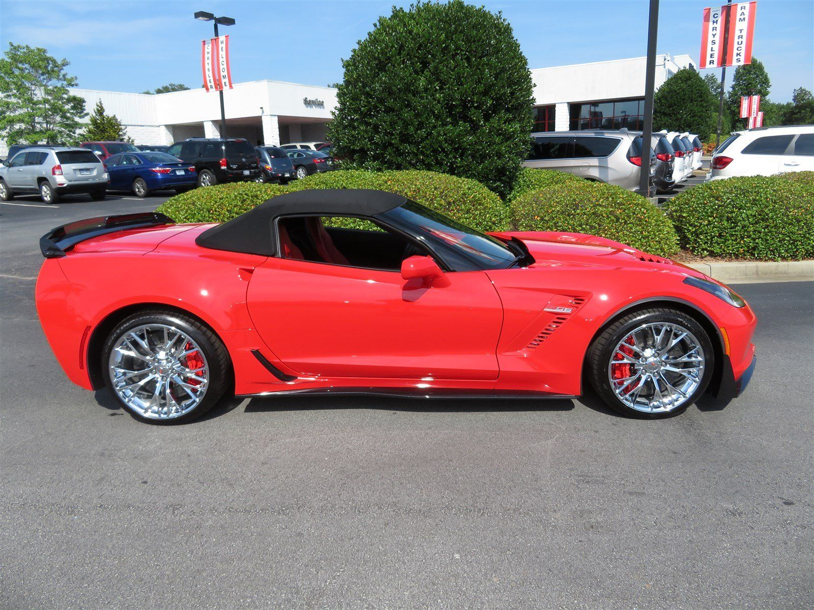 Cars For Sale Used 2015 Chevrolet Corvette Z06 Convertible For
