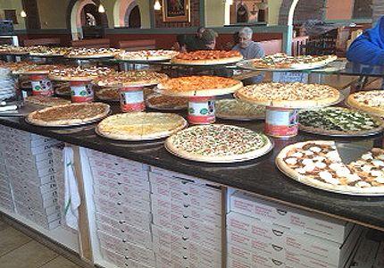 delizia pizza kitchen - Italian Pizza Kitchen