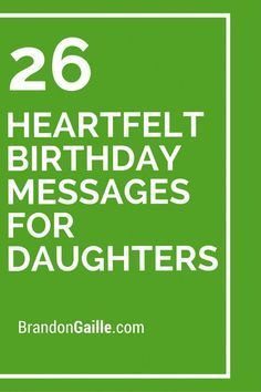 27 heartfelt birthday messages for daughters birthday messages 26 heartfelt birthday messages for daughters bookmarktalkfo Images
