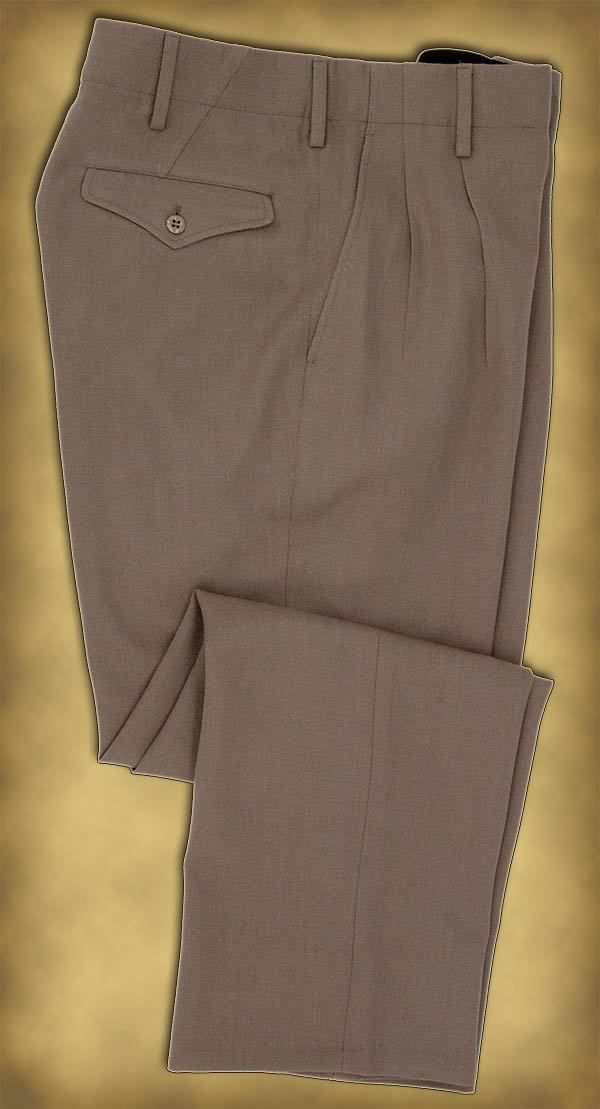 World War II Army Officer Trousers Indiana Jones Costume 4fe78a91720