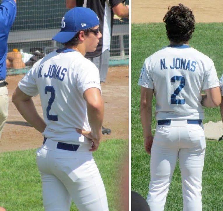 Nick Jonas In Baseball Pants Yes Please Nick Jonas Baseball Pants Jonas