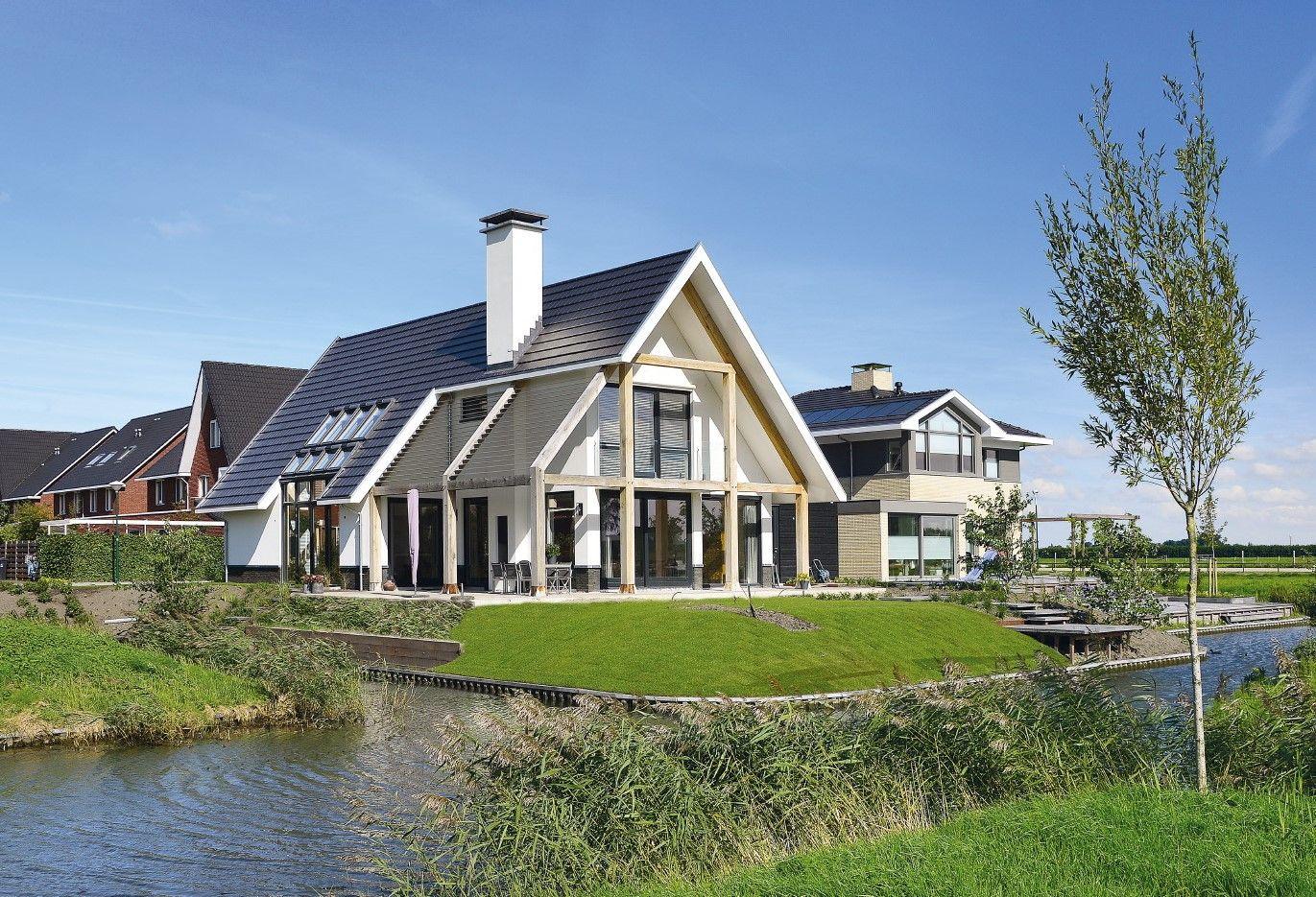 Wonen 2 bekhuis kleinjan home sweet home pinterest nieuwbouw huizen en architectuur - Huis interieur architectuur ...