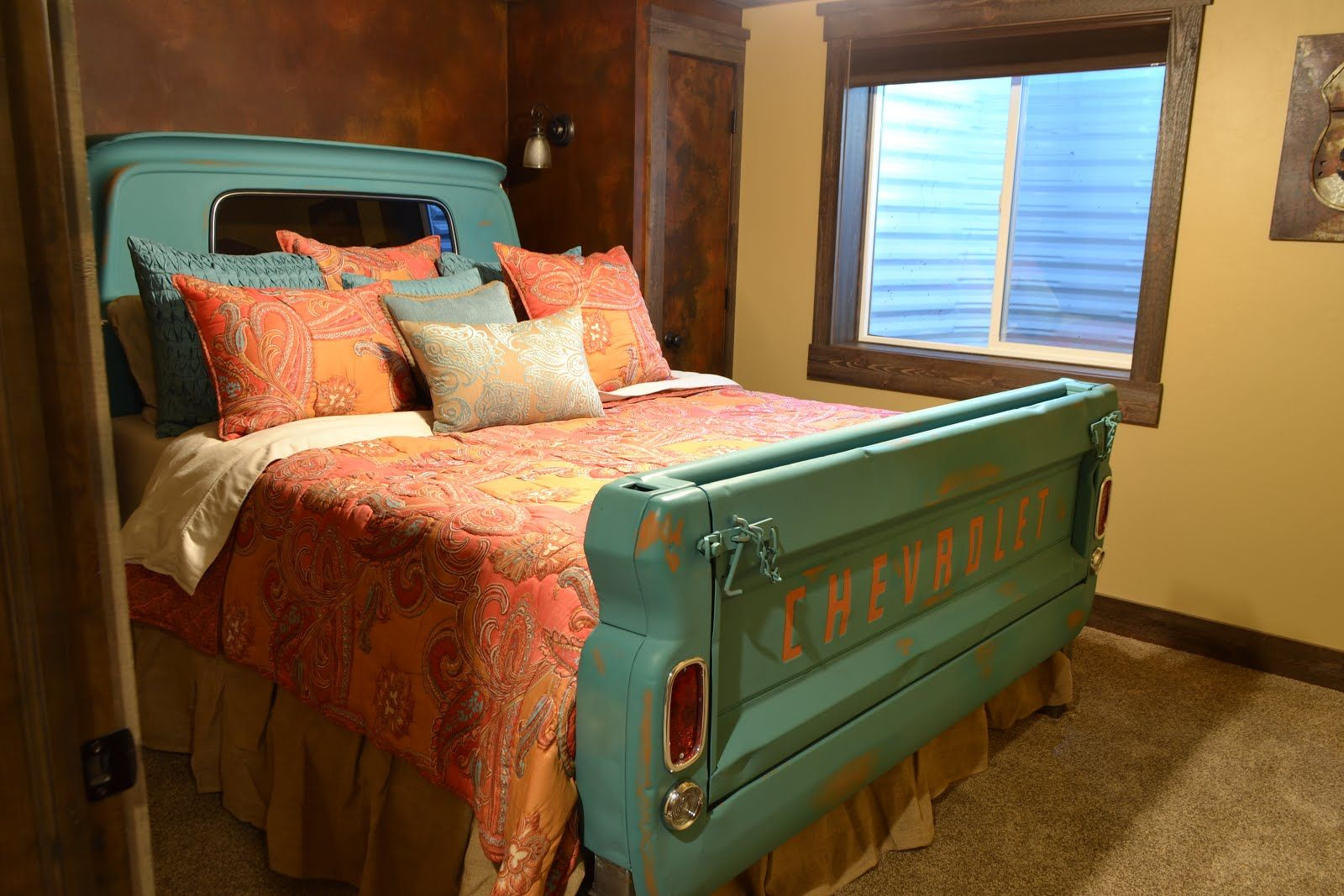 Custom King Size Pickup Bed In 2019 Truck Bedroom