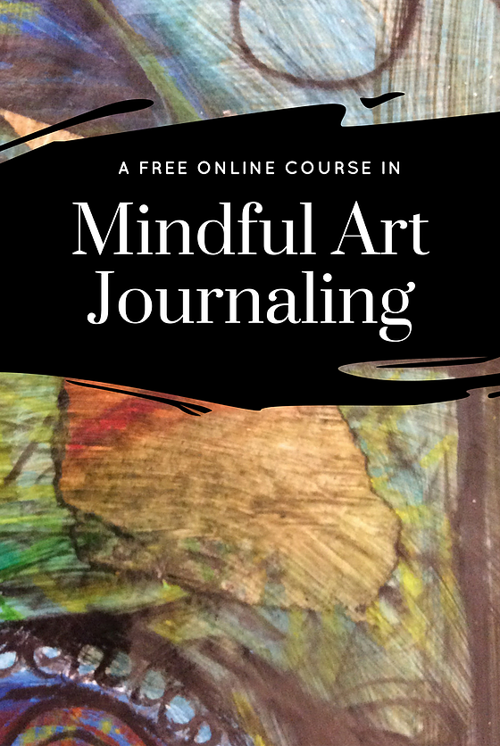 Free Online Mindful Art Journaling Class | Art therapy ...