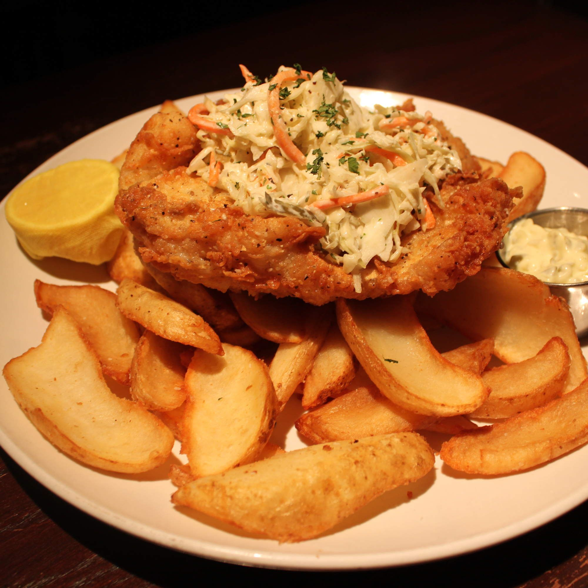 Where to Get Boston's 12 Best Plates of Fish & Chips