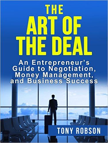 Amazon the art of the deal an entrepreneurs guide to amazon the art of the deal an entrepreneurs guide to negotiation fandeluxe Choice Image