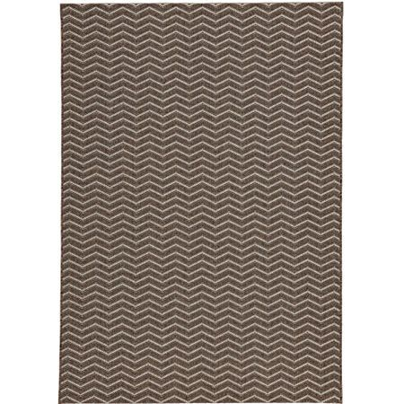 Stetson Chevron Sisal Look Indoor Outdoor Rectangular Rug Products