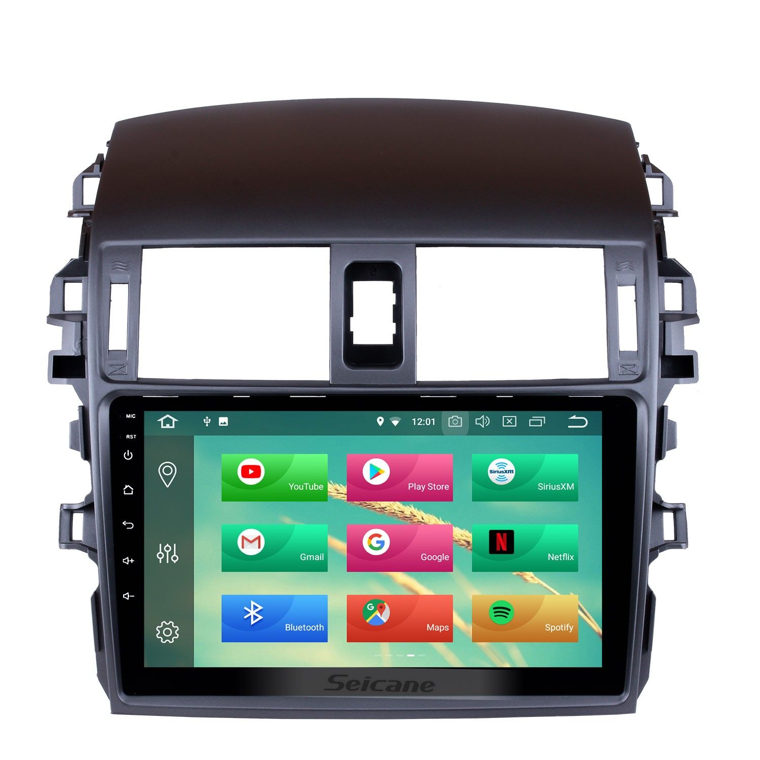 Seicane 9 Inch 2007 2008 2009 2010 Corolla Android 8 1 Touch