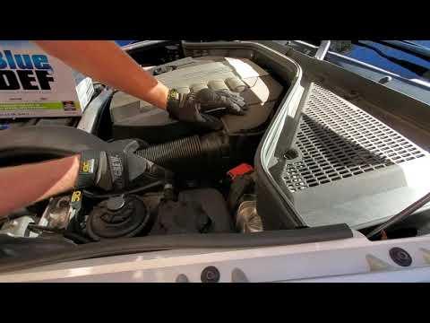 diesel exhaust fluid bmw x5