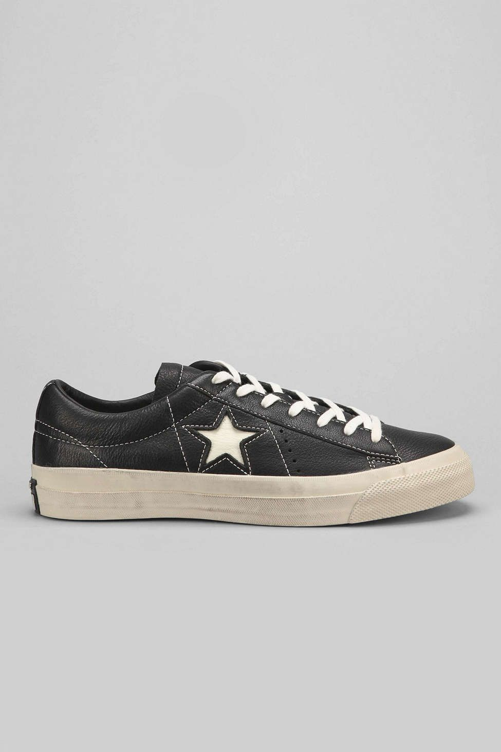 a7e5536caa27 John Varvatos X Converse Chuck Taylor All Star Cracked Leather Men s  Sneaker Jack Purcell