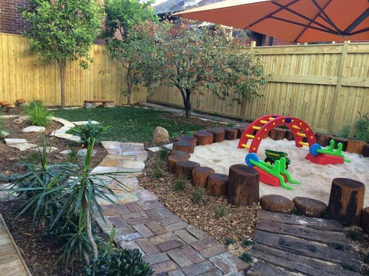 Let the children play series how to create irresistible for Kid friendly garden design ideas
