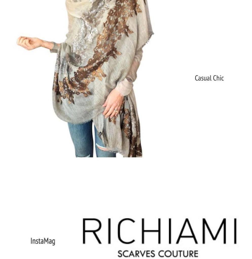 "Richiami on Twitter: ""#richiamiscarves #scarves #casualchic #madeinitaly #cashmere #silk #embroidery #italiansty… https://t.co/Rg6FWbiQ4h https://t.co/95bFFEGhYs"""