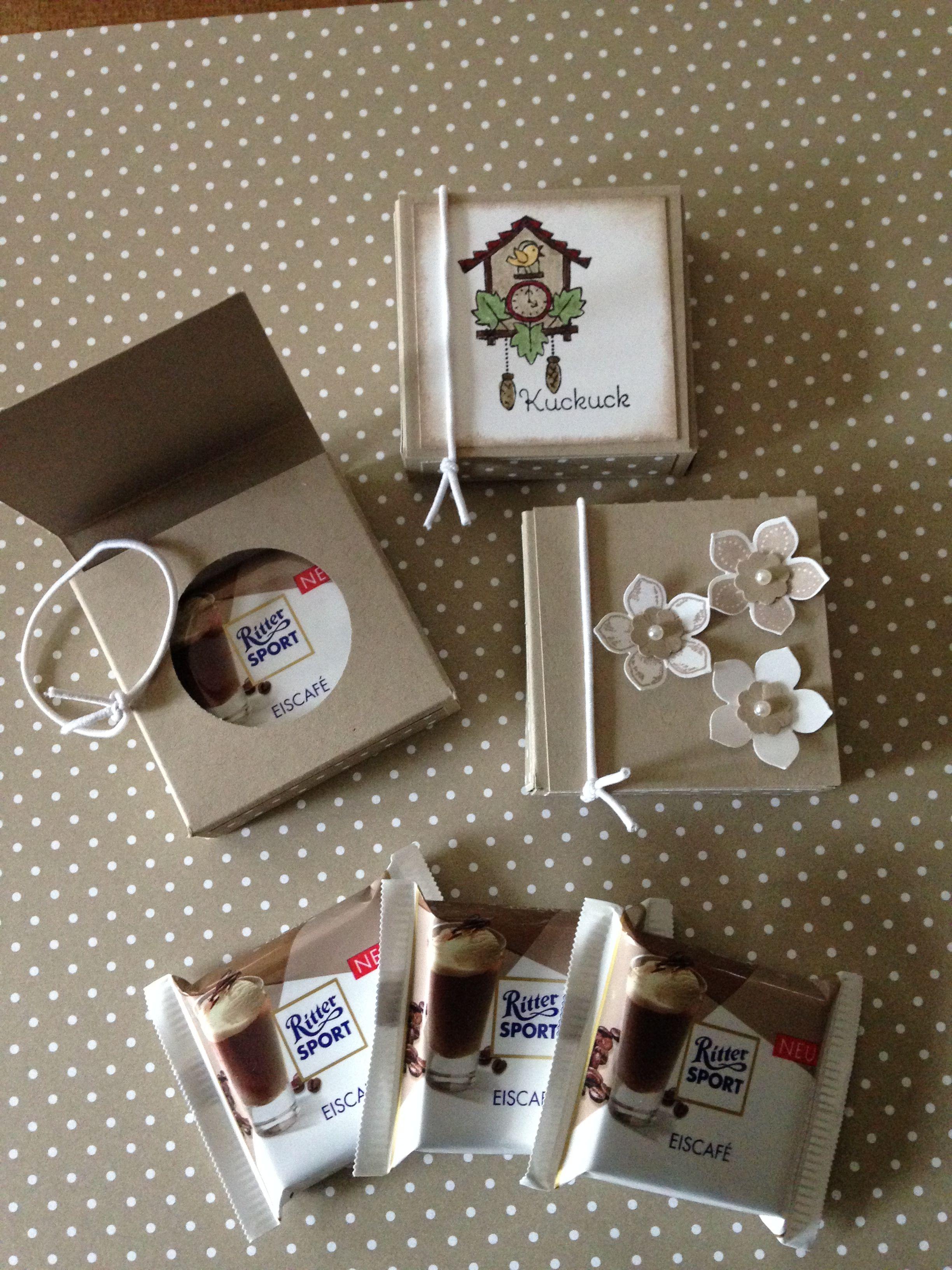stampin up ritter sport verpackung geschenkverpackungen. Black Bedroom Furniture Sets. Home Design Ideas