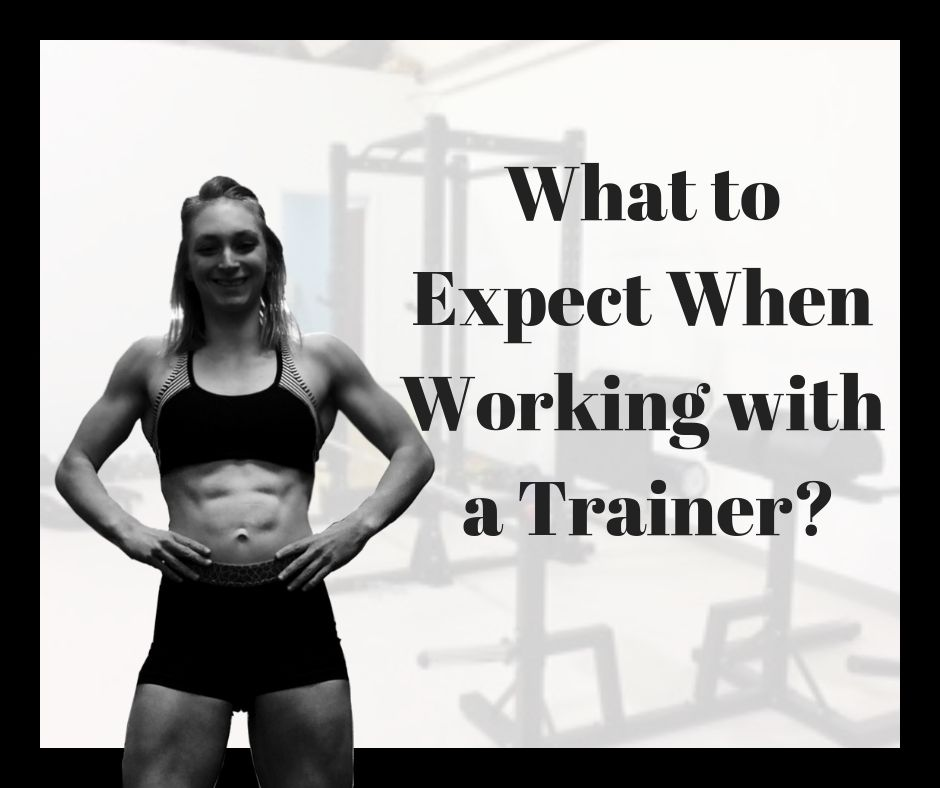 What to Expect When Working With Me Fitness training
