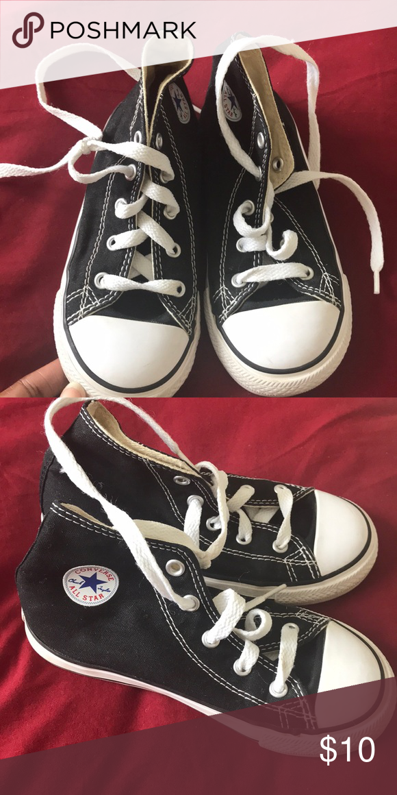 2cf109aa2257 Converse High top converse Converse Shoes Sneakers