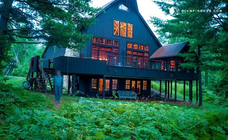 Luxury Barn Rental For A Unique Vacation On Madeline Island