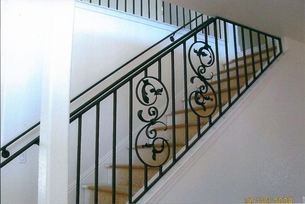 Unique Stair Railing Styles - http://www.sbadventures.com ...