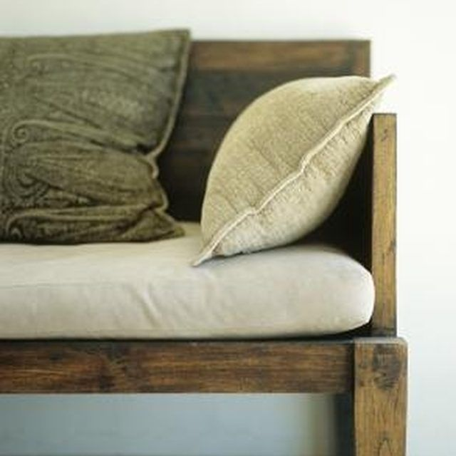 How to Make a Storage Bench With a Cushion Storage benches, Bench