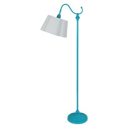 Xhilaration scallop lighting collection cute floor lamp for the playroom