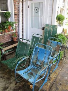 Garden Chairs For Patty G With Images Garden Chairs