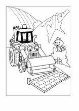ausmalbilder bob der baumeister36 in 2020 | bob der baumeister, ausmalen, baumeister