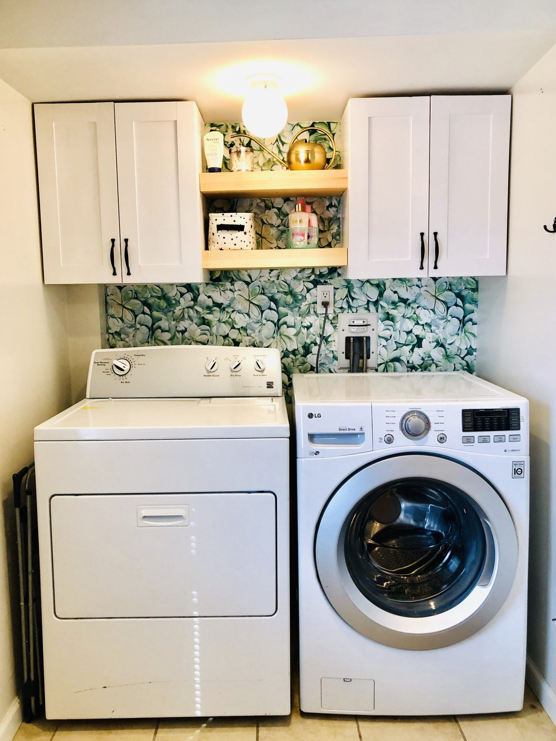 Laundry Room Makeover On A Budget In 2020 Laundry Room Makeover