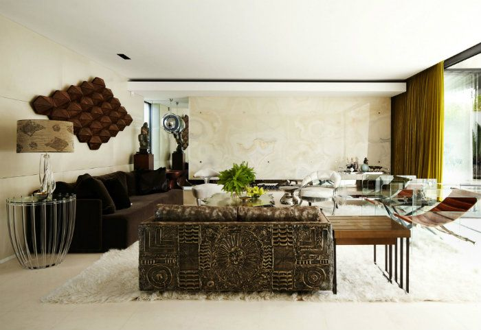 Best Interior Designer Project | Contemporary Luxe by Christian Lyon | Best Interior Designers #livingroom