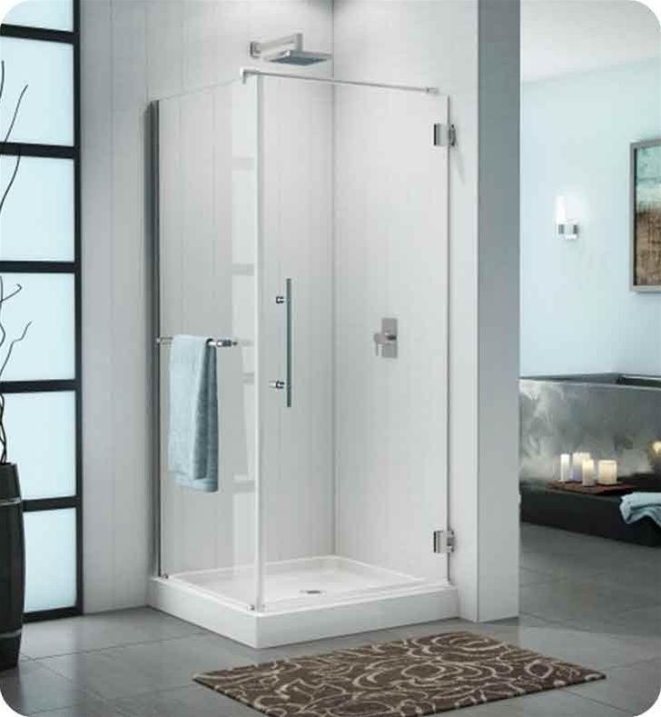 Square Shower Stall 36 Inch Size Shower Doors Bathroom Shower