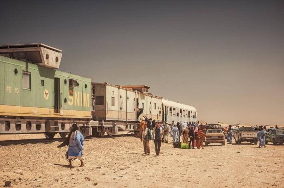 Viaggio sul Sahara Express, il treno più lungo del mondo - Corriere.it