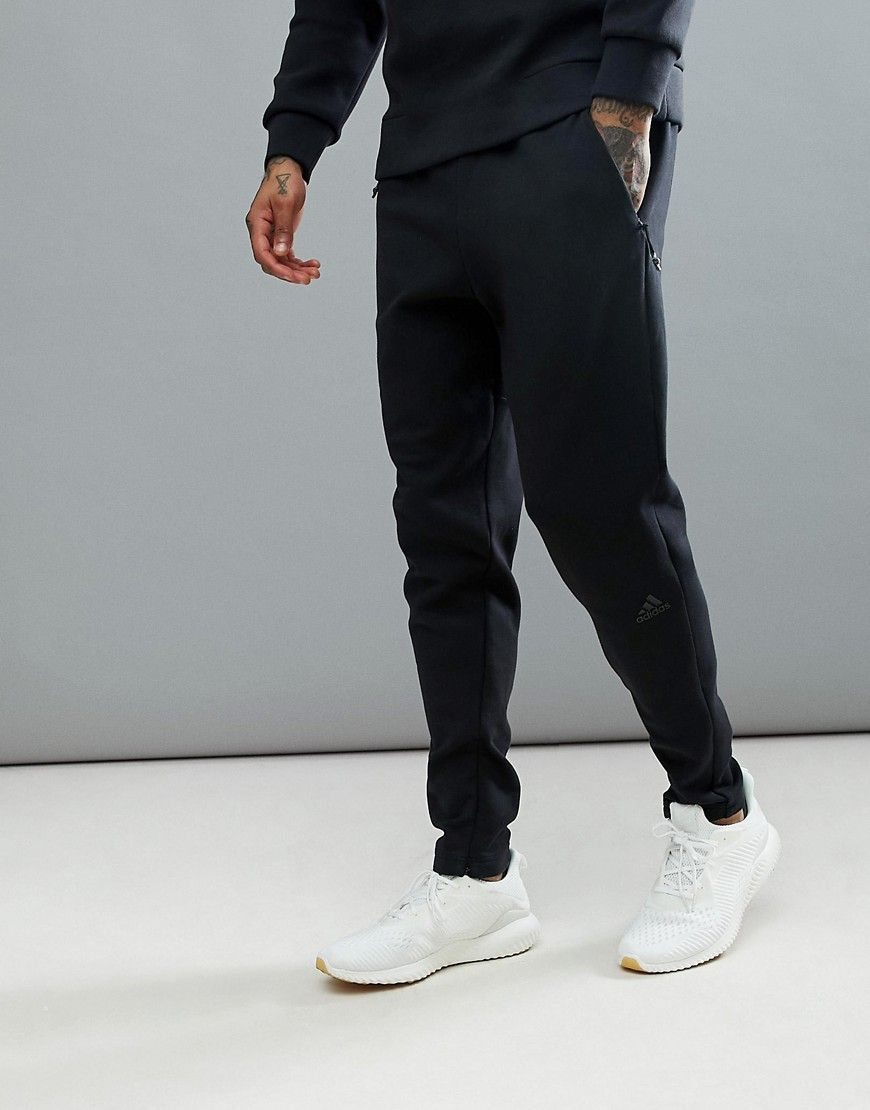 Adidas ZNE striker sweatpants in black bq7042 in 2019  ff957f8a7f48