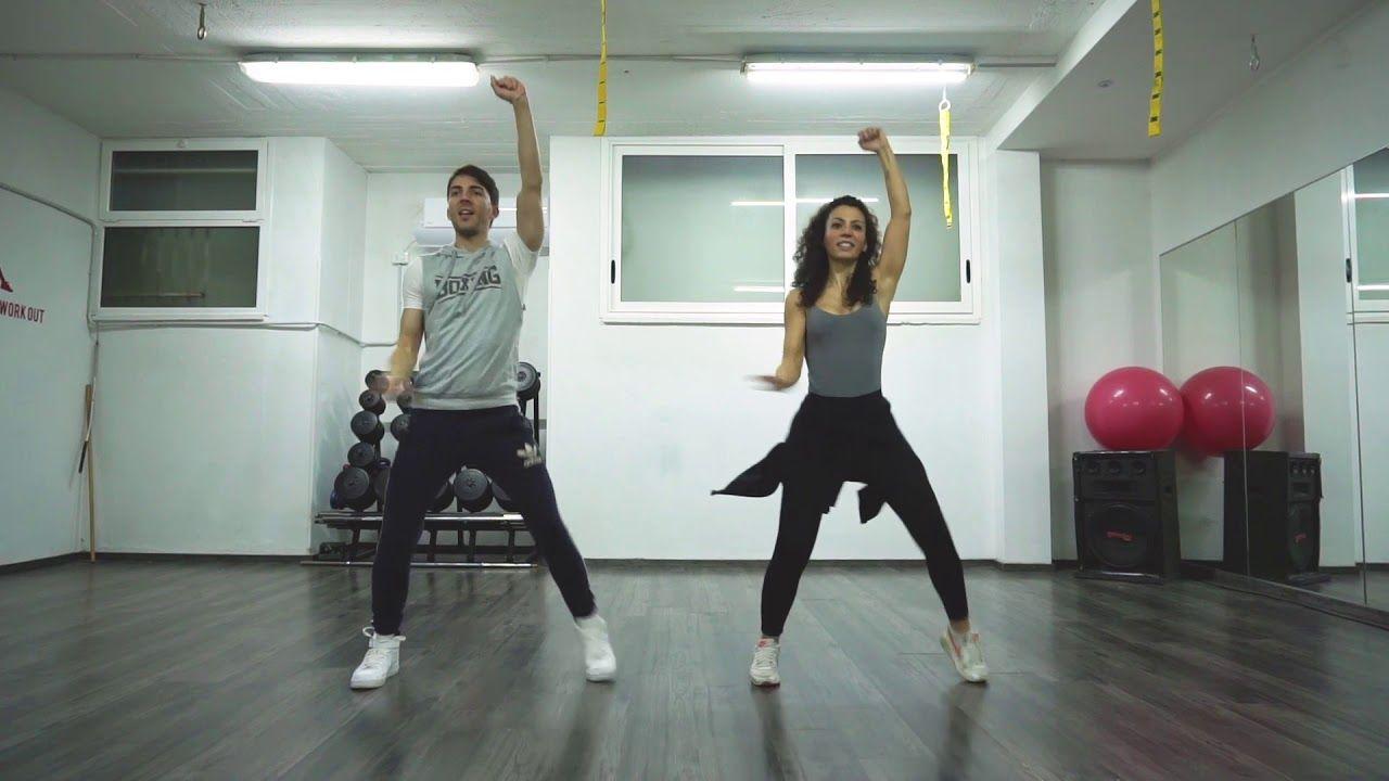 Rosalìa J Balvin Con Altura Coreografia Fitness Coreografía Coreografía De Baile Musica Entrenamiento