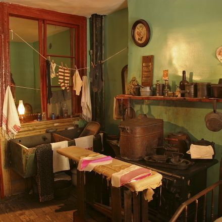 Tenement Museum - Specialty Museums - Visit a museum that touches everyone who is not a Native American in restored apartments at Tenement Museum