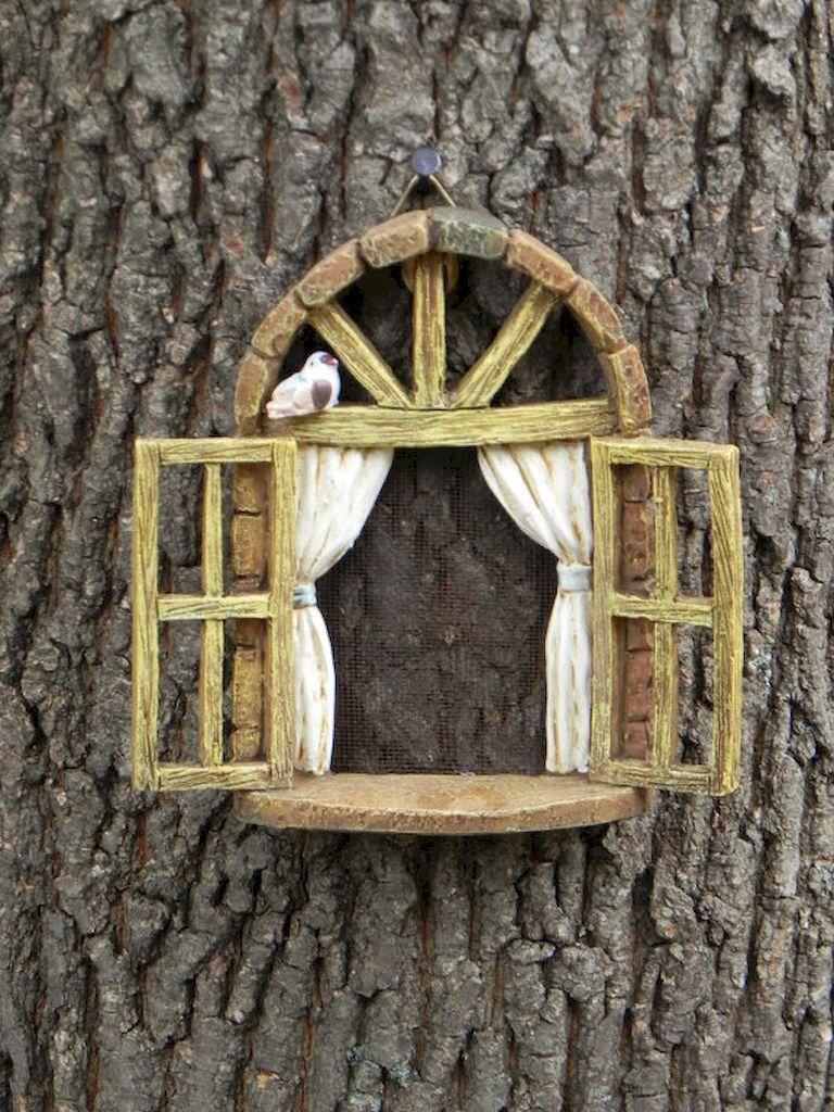 Awesome 80 Beautiful DIY Fairy Garden Outdoor Ideas https ...