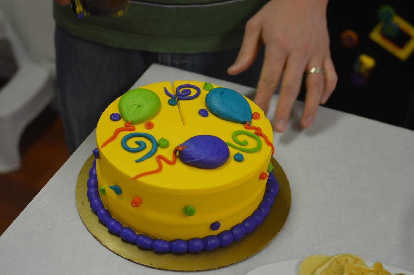 Cake Boss Cakes At Kroger