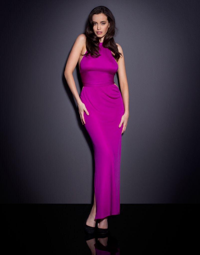 Increíble Vestido De La Dama De Rosa Caliente Inspiración - Vestido ...