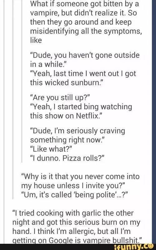 18 Times Tumblr Needed To Write A Fucking Book