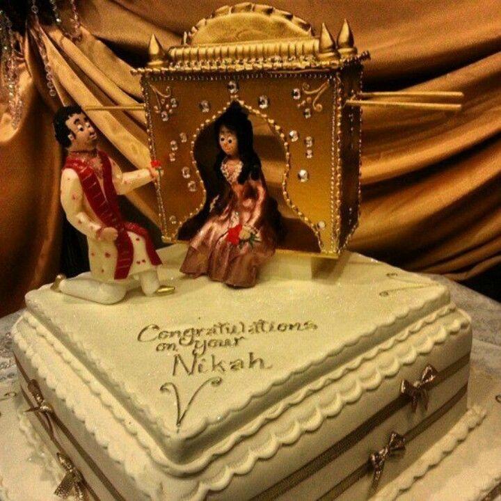 Nikah cake cuteeeee | Love is.. Everything | Pinterest | Cake and ...