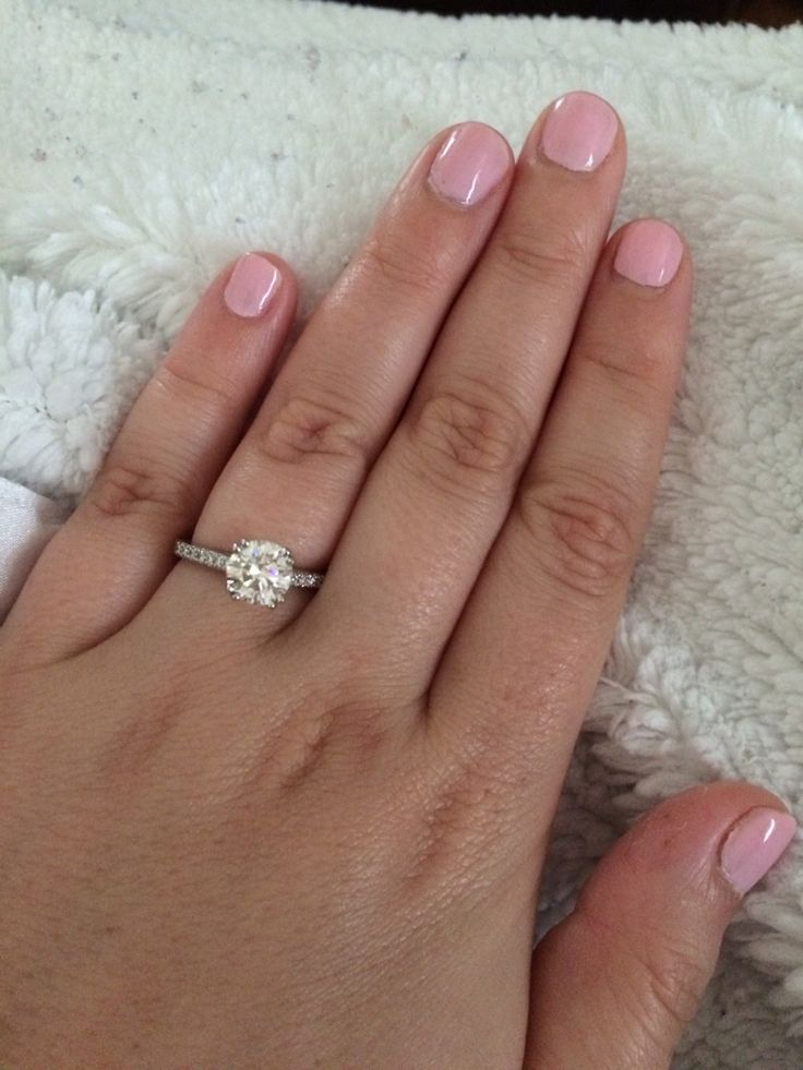 He Proposedwith My Dream Ring Weddingbee Photo Gallery