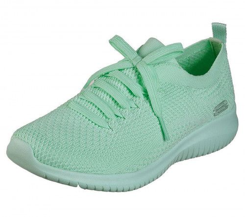 ff4bdb74489 Skechers Ultra Flex Pastel Party women's trainers combine sporty style,  comfort and bold colours.