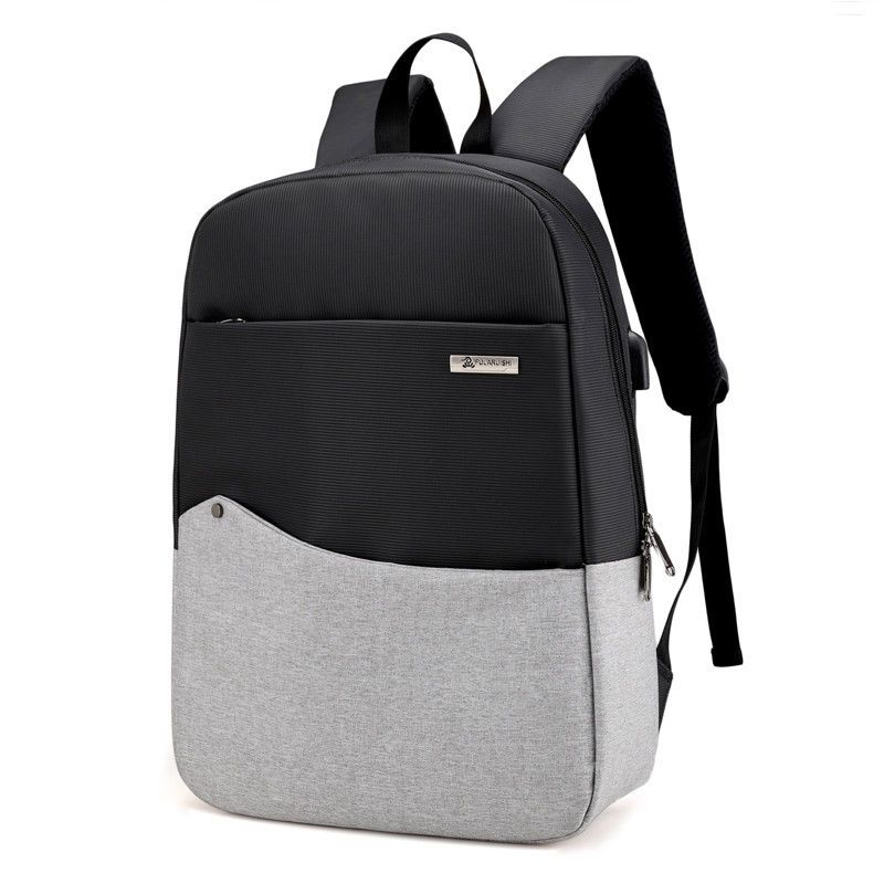 70b01249096f Canvas Anti Theft Backpack school USB Charge Laptop Backpack ...