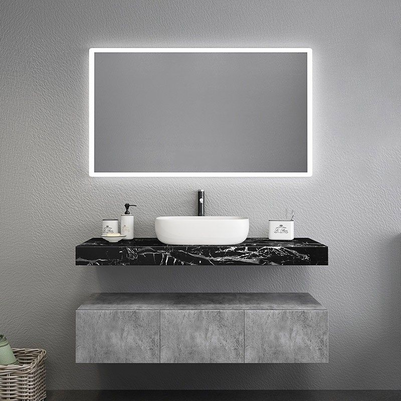 Modern 48 In 2020 Floating Bathroom Vanities Modern Bathroom Sink Modern Sink