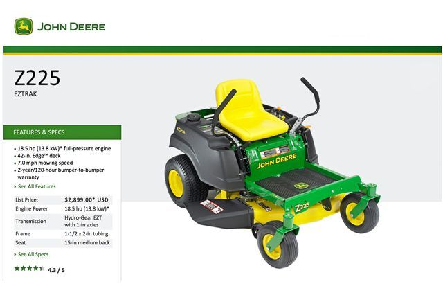 The Best Zero Turn Lawn Mowers | eHow | Lawn mower | Pinterest ...