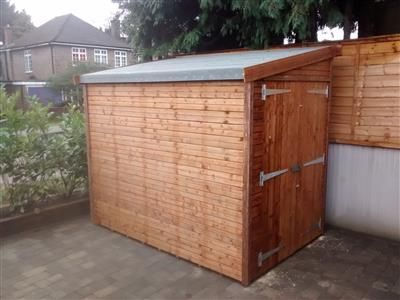 8x5 Pent F Beast Shed Easy Shed Shed Beast Sheds Simple Shed