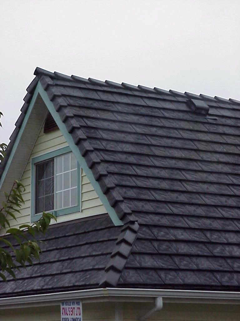 Synthetic Euroslate Commercial Roofing Residential Roofing Plastic Roofing
