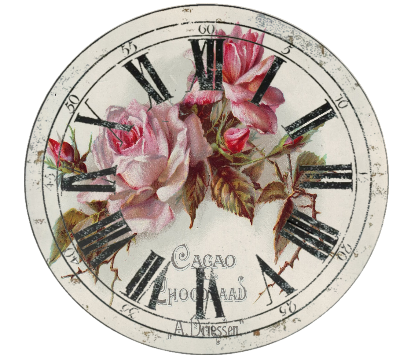 Free Vintage Clock