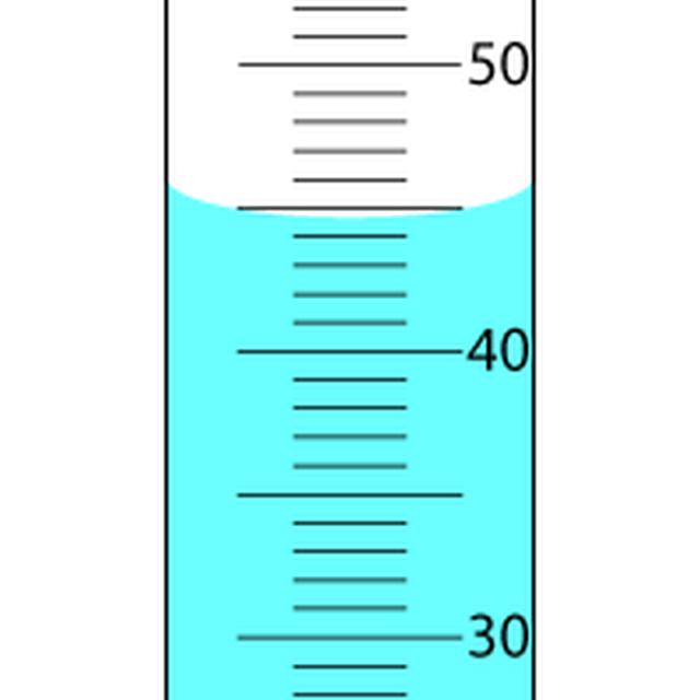 Measurement Test Questions Reading a Meniscus – Reading a Graduated Cylinder Worksheet
