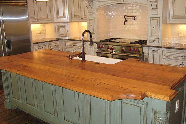 Soapstone Slate Marble Wood Countertops Wood Countertops